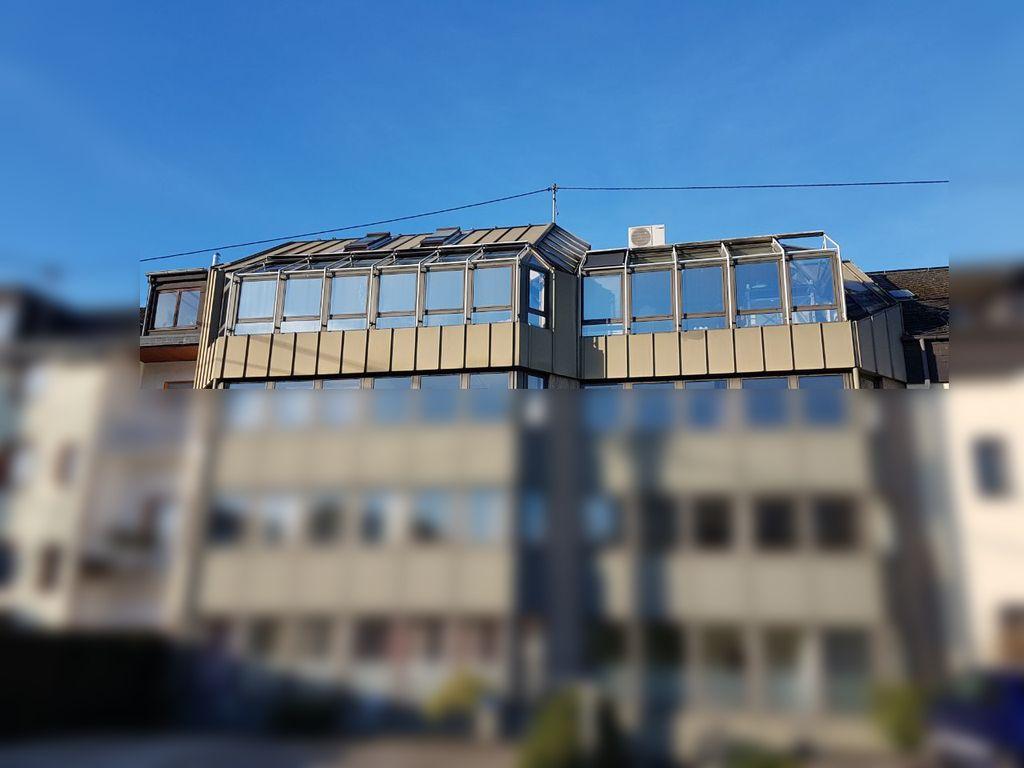 WOHNEN & ARBEITEN ZUSAMMEN: MAISONETTE-WHG. / TRAUM KÜCHE + BAD ...