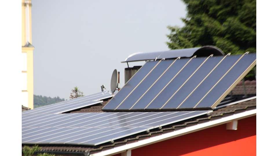 Solar- und PV-Anlage