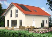 Satteldachhaus 128 in KFW 55