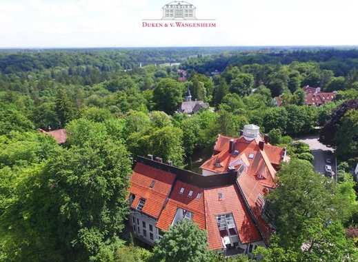 Traumhafte Dachgeschoßwohnung auf der Prinz-Ludwigshöhe.