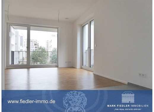 Leben am Henninger Turm! 3 Zimmer-Wohnetage in den Stadtgärten