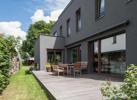 Schönes Architekten-Haus in Berlin, Niederschönhausen (Pankow)