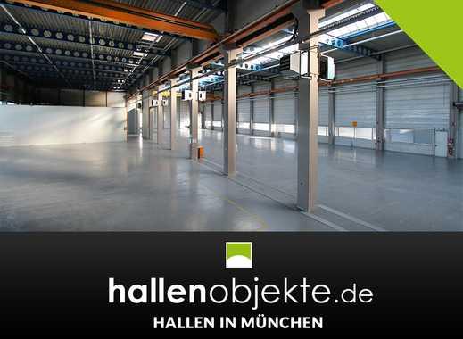 hallenobjekte.de | Exponierte Werk- und Lagerhalle