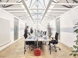 10er Skylight Büro