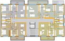 Charmante 2-Zimmer Neubauwohnungen mit Balkon