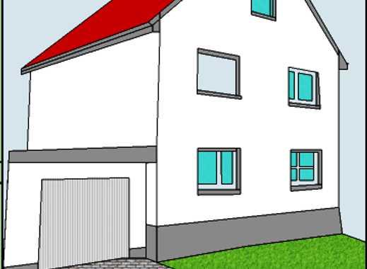 Käfertal-Nord - Offene Bauweise, gepflegte Vorgärten und Mietertrag  -3 FH mit Garten u. Garage