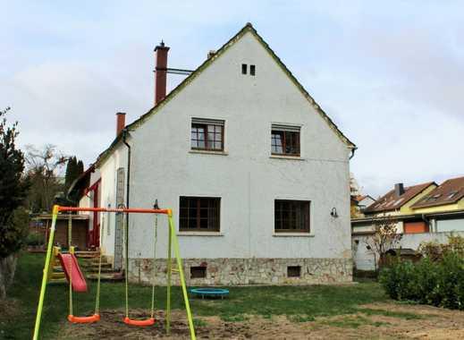2-Familienhaus mit großem Garten im beliebten Mainz-Finthen