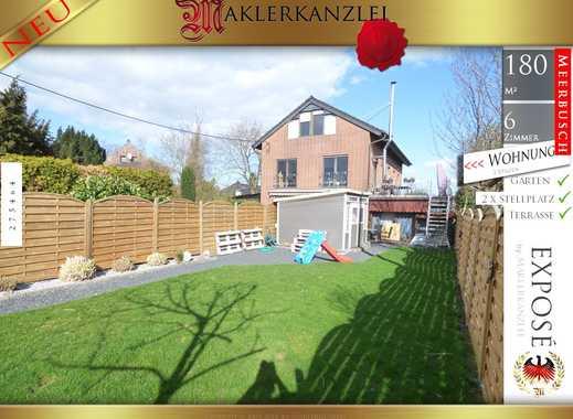 +++ NEU +++ Maisonettewohnung in Naturrandlage (unverbaubar) 180 m² Wohnfläche und eigenem Garten