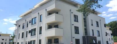Erstbezug eines Neubaus! Exklusive Wohnung mit modernem Grundriss