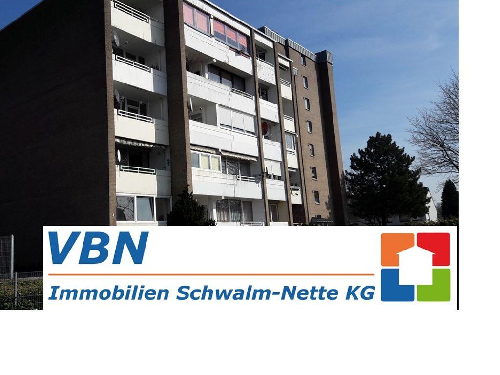 Gepflegte 2-Zimmer-ETW im Ortskern von Kaldenkirchen