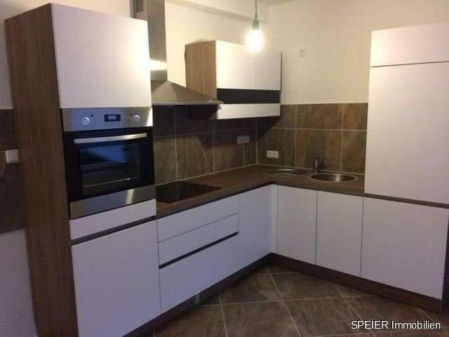 Sehr schöne 2 Zimmer Wohnung mit Wohnküche und tollem Bad in