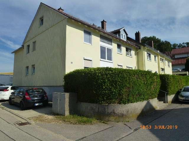 Ruhiges Wohnen im Erdgeschoss in sonniger Lage mit Gartennutzung