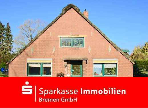 Etwas ganz Besonderes - Bauernhaus mit modernem Charme in Schwanewede-Neuenkirchen