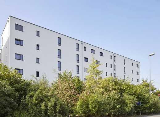 Große 3-Zimmerwohnung mit Balkon im Neubau