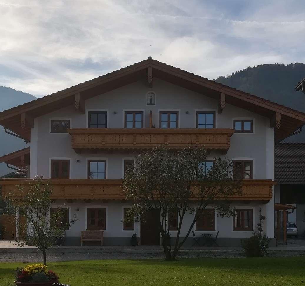 Modernes Wohnen in ländlicher Umgebung