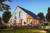 Haus und Garten in einem