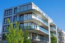 Bild Neubau - 3-Zimmer-Wohnung mit großem Balkon und Wasserblick