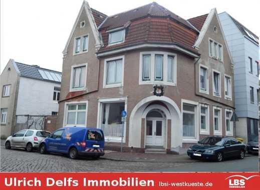Attraktives Mehrfamilienhaus in der Altstadt von  Husum mit Renovierungsbedarf
