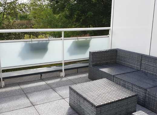 Exklusive, neuwertige 3-Zimmer-Wohnung mit Balkon und EBK in Strasbourg