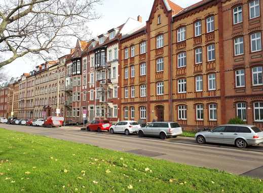 WOHLFÜHLEN & RUHE tanken, EBK, Balkon, tolle Wohnung, pfiffige Planung, Hbf, City 5 Min, FH 10 Min