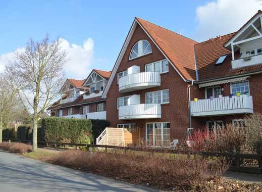 Gepflegte 1-Zimmer-Wohnung mit Balkon und EBK in Stuhr
