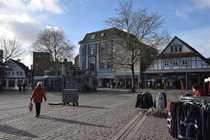 Neumünster City 1A-Einkauflage am Großflecken