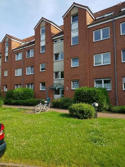 Helle 3-Zimmerwohung in Gehrden