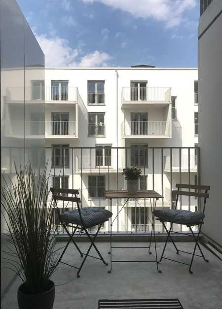 Neubau - 5. OG mit Balkon in der Leopoldstraße! in Schwabing (München)