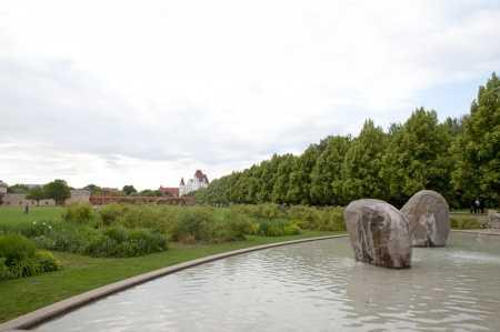 Singleapartment direkt am Klenzepark mit Blick auf das Neue Schloss! in Südwest (Ingolstadt)