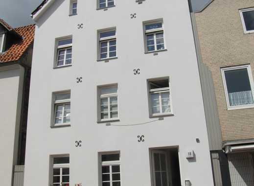 Schöne Erdgeschosswohnung mit Terrasse mit Wohnberechtigungsschein