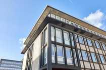 Flexibel aufteilbare Büroflächen - Quartier 231