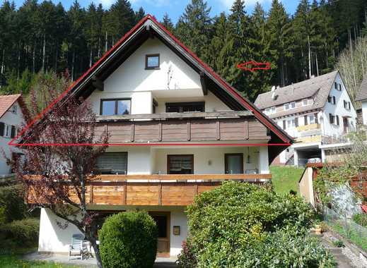 Großzügige Wohnung auf 125 m² in 72275 Alpirsbach-Rötenbach