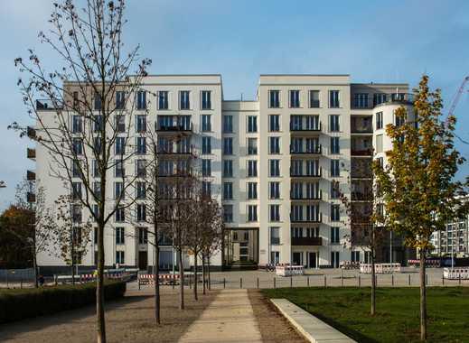 Provisionsfrei! Sehr helle, 4-Zimmer-Wohnung im Europaviertel mit Top Ausstattung