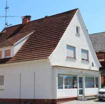 Bild Zentral in Hille! Wohn- und Geschäftshaus im Ortskern