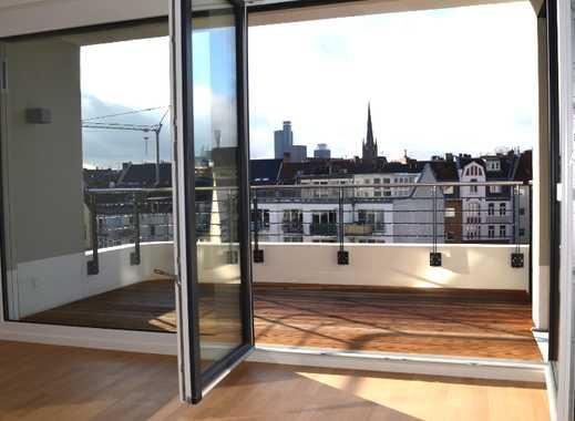 Hochwertig Stilvolle, Neuwertige 3 Zimmer Wohnung Mit Balkon In Bayenthal, Köln, Nähe
