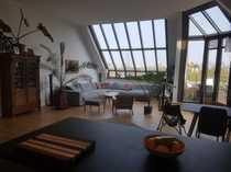 Blick über Schwabing - 3-Zimmer Wohnung