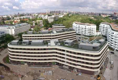 4,5 Zi 92qm 4.OG mit Dachgarten und EBK in Berg am Laim, München in Berg am Laim (München)