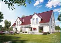 Doppelhaushälfte sucht Familie ein Massivhaus
