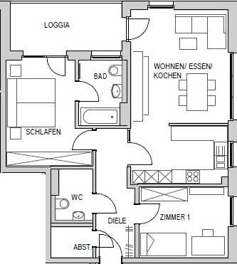 Wohnung Oberboihingen