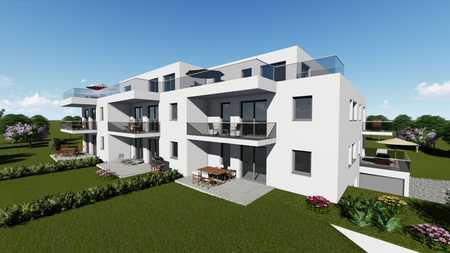 Spitzen 2-Zimmer-Wohnung mit Balkon in Gerolsbach / Nähe S2- Petershausen zu vermieten! in Gerolsbach