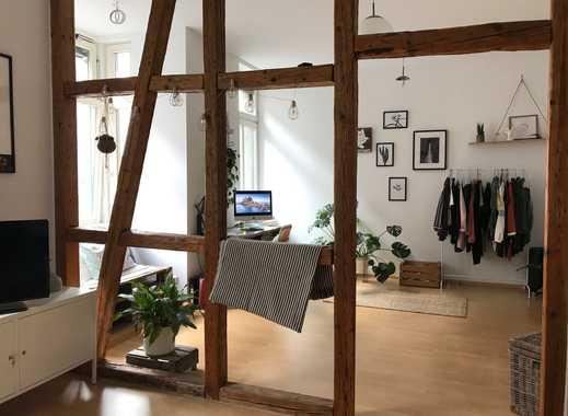 Exklusive 2,5-Zimmer Altbauwohnung mit EBK im Herzen Stuttgarts