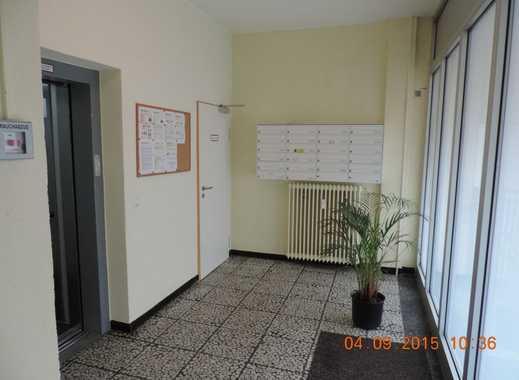 Zentrumsnahe helle 2-Raum Wohnung mit großem Balkon, Fahrstuhl vorhanden!