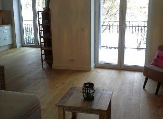 Schöne, sanierte 2-Zimmer-Wohnung mit Balkon und EBK in Bonn-Poppelsdorf