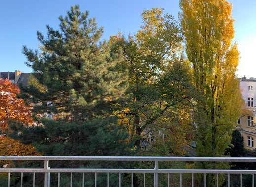 Sehr schöne 3-Zimmer-Wohnung in bester Lage nahe Rhein und Hofgarten