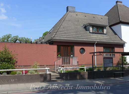 HB-Grohn. Wohnhaus mit Garage und Gartengrundstück, Nähe IUB und Yachthafen