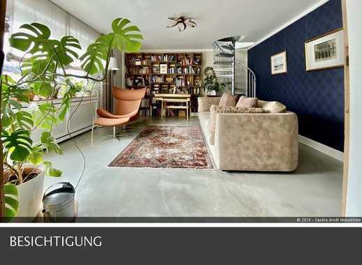 Exclusive Maisonettewohnung in einem Top-Zustand mit zwei Garagen!