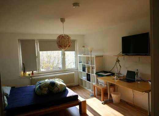 helles, sonniges 17 qm WG-Zimmer in 2-er WG Stadtmitte