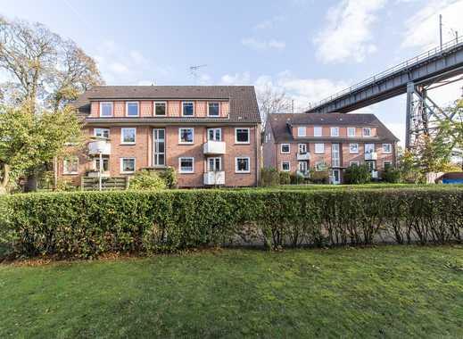 Gepflegte 3-Zimmer-Wohnung mit EBK in Rendsburg