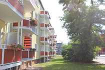Schöne Zweiraumwohnung mit Balkon