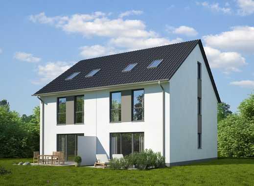 Berlin-Schulzendorf! Doppelhaushälfte mit ca. 135 m² Wohnfläche mit Terrasse & Garten in grüner Lage